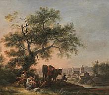 GIOVANNI SIGNORINI (FLORENCE 1808-1858)