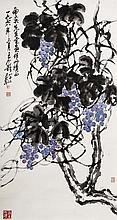 Wang Geyi (1897-1988) Grapevine