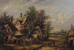 Georgina Lara (British, fl. 1862-1871)