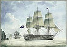 NICHOLAS S. CAMMILLIERI (MALTESE, FL. EARLY/MID 19TH CENTURY) H.M.S. Bri