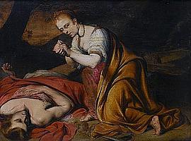 François Venant (Middelburg 1591-1636 Amsterdam) Pyramus and Thisbe