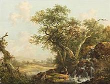 Fredericus Theodorus Renard (Amsterdam 1778-circa 1820) A traveller and his