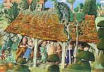 AR Richard Adams (British, born 1960) The Chatterboxes