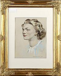 Arthur Royce Bradbury (British, 1892-1977)