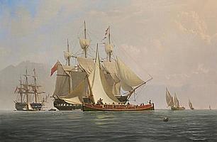 Charles Henry Seaforth (British, 1801-died circa 1853)
