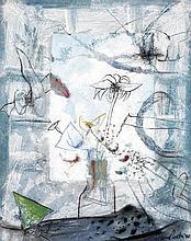 Manu Parekh (India, born 1939) Untitled,