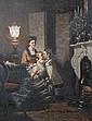 Pieter Willem Sebes (Dutch, 1830-1906) La jeune mère