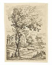 GIOVANNI FRANCESCO GRIMALDI - (ITALIAN, 1606-1680)