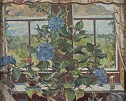 Alan Ian Ronald, RSW (British, 1899-1967) 'At Glenbyre, Lochbuie'