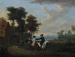 Circle of Peter Tillemans (Antwerp 1684-1734 Norton)