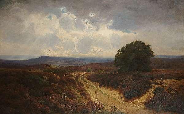 John Clayton Adams (British 1840-1906)