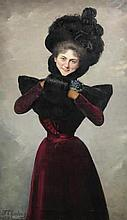 WT Francine Charderon (French, 1861-1928) Fem