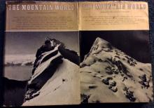 Lot of (2) Illustrated Mountaineering Books