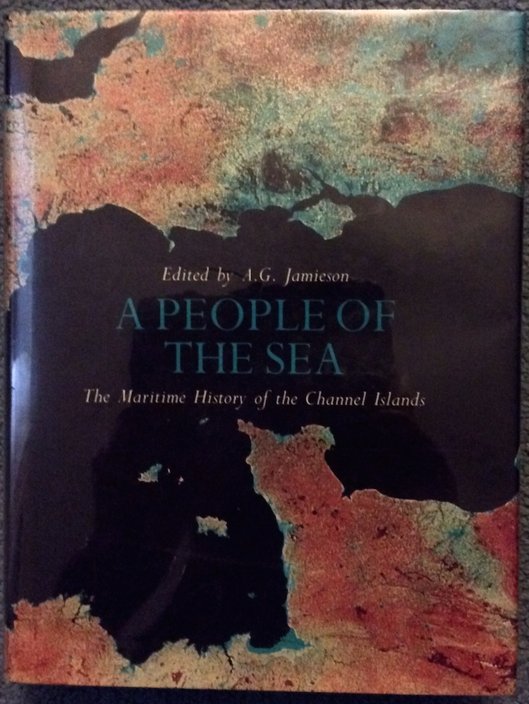 Collectible Channel Islands Maritime History Reference
