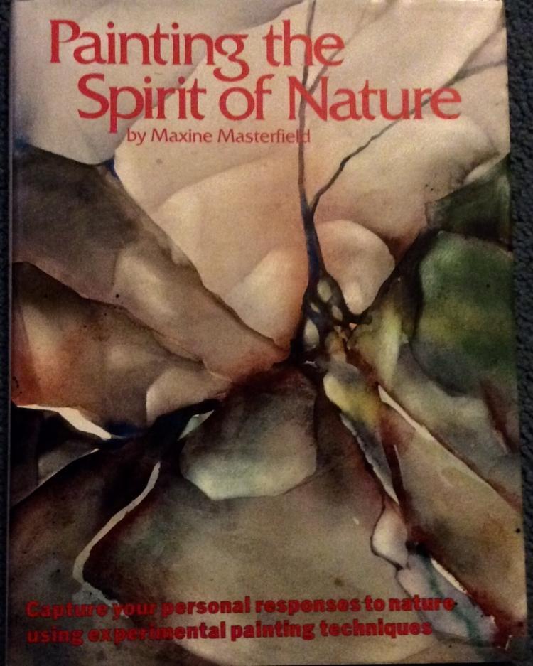 Art Book Painting The Spirit Of Nature 1st Ed W/ DJ