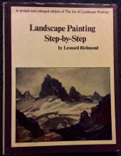 Art Book Landscape Painting Step By Step 1st Ed W/ DJ
