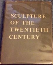 VINTAGE MOMA Sculpture Art Reference 1st Edition W/ DJ