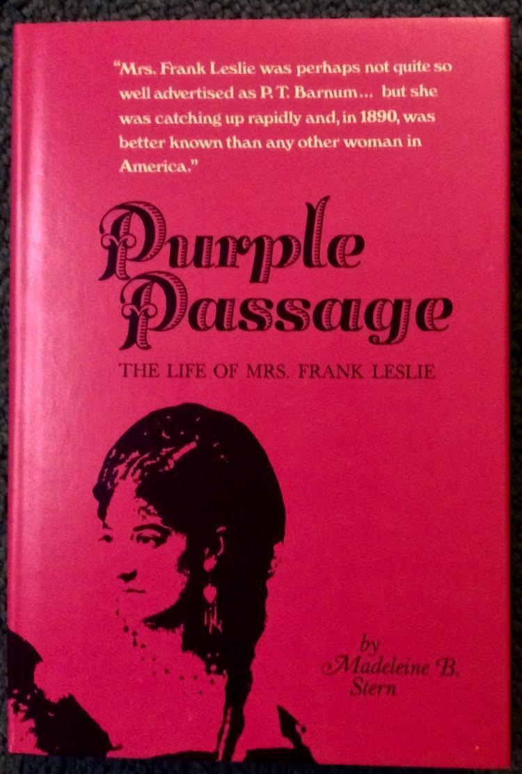 Biography of 19th Century Feminist Mrs. Frank Leslie