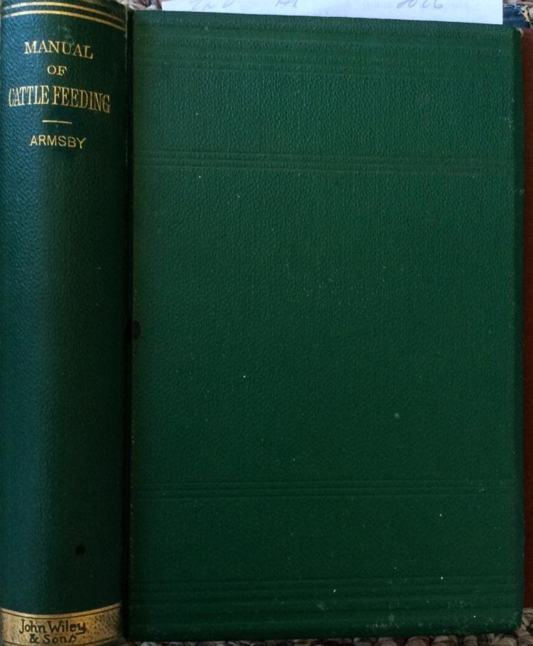 ANTIQUE 1890 Hardcover