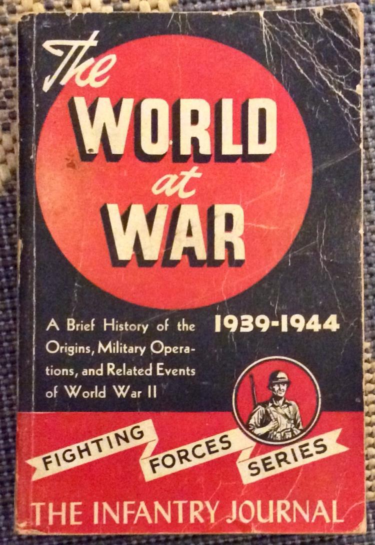 Scarce WWII VINTAGE 1945