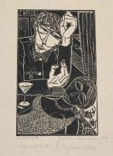 Illustration zu Heinrich Böll