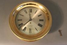 Ten Inch Chelsea Ship's Clock