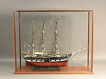 Whaleship Lagoda built on Cross Island Lightship
