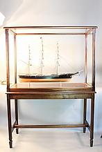 Exceptional Model of the American Clipper Ship Sovereign of the Seas.