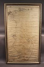 Original Eldridge chart of Cape Cod Bay
