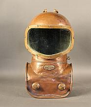 A.J. Morse shallow water dive helmet