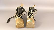 Deep sea diving shoes