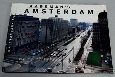 Hans Aarsman: photobook, with print