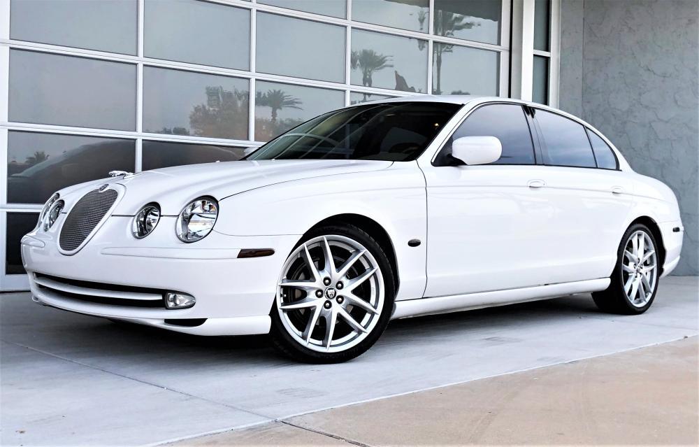 Sold Price: LOW MILEAGE Custom 2001 Jaguar S-Type V8 Sedan ...
