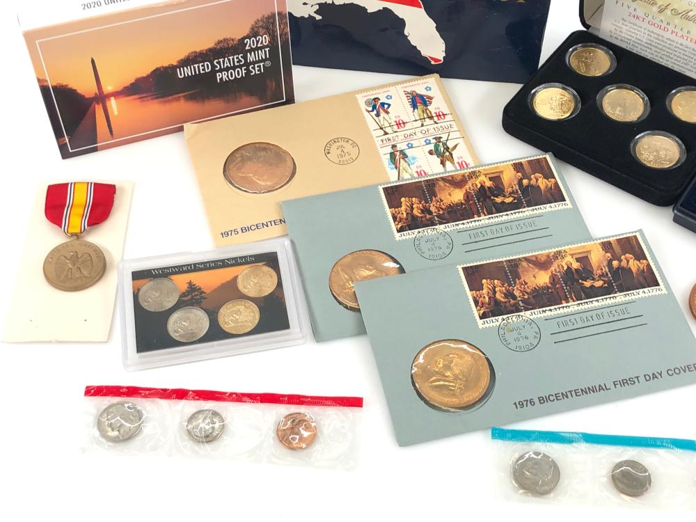 DEALERS LOT! MISC. COINS, TOKENS, MEDALS