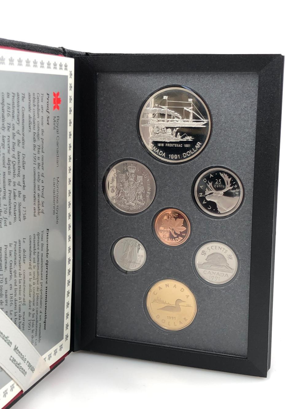 CANADA 1989 UNCIRCULATED  SPECIMEN ***SILVER DOLLAR***