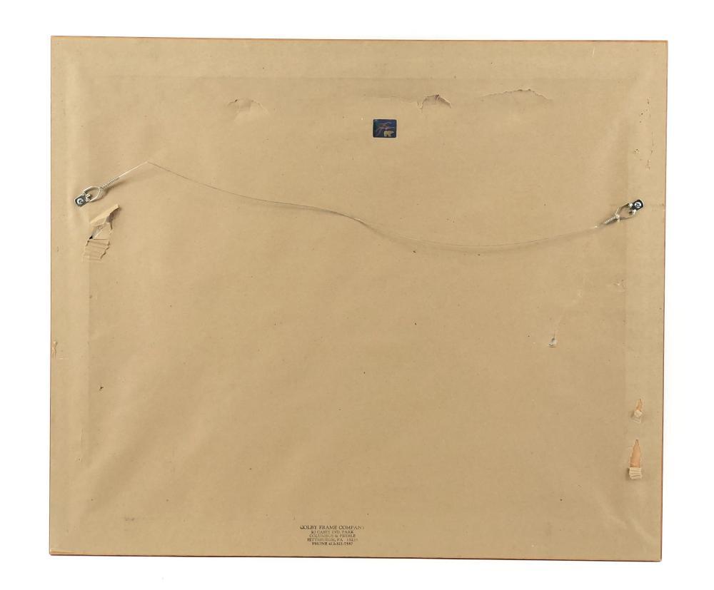 VINTAGE JACK NICKLAUS 100TH US OPEN LTD ED AUTOGRAPHED FLAG
