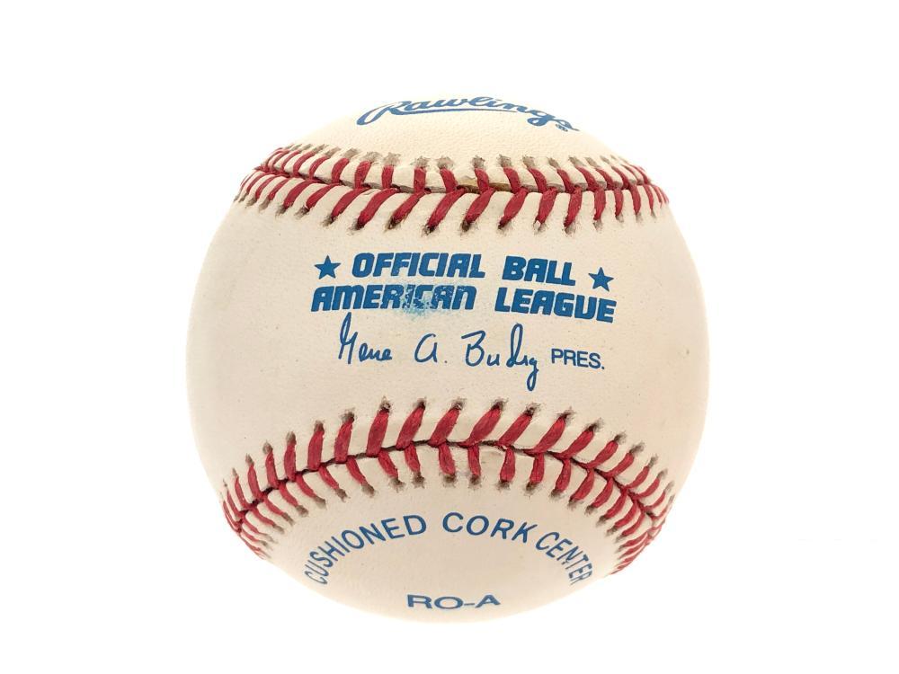 MLB JOE TORRE AUTOGRAPHED BASEBALL