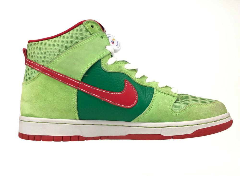 NIKE DUNK SB HIGH PRO DR. FEELGOOD SIZE 9 NEW OLD STOCK SNEAKERS
