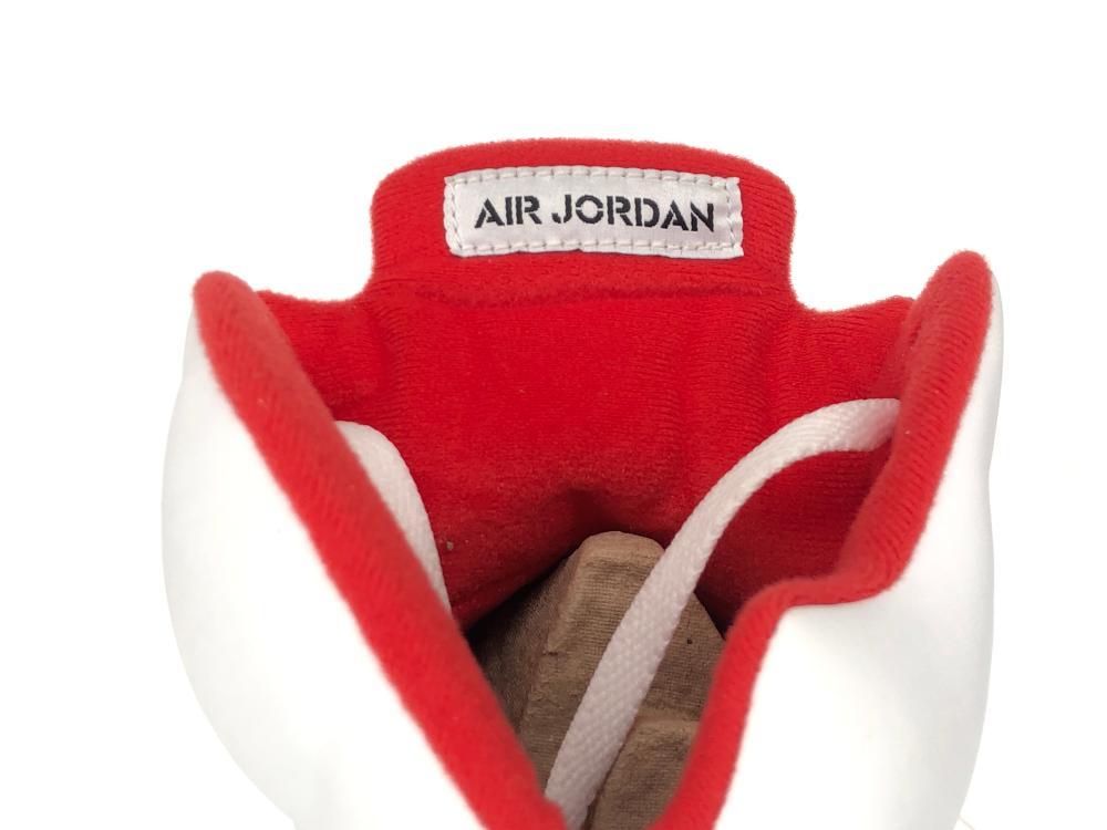 AIR JORDAN 5 RETRO FIRE RED 2006 NOS SIZE 10.5 SNEAKERS