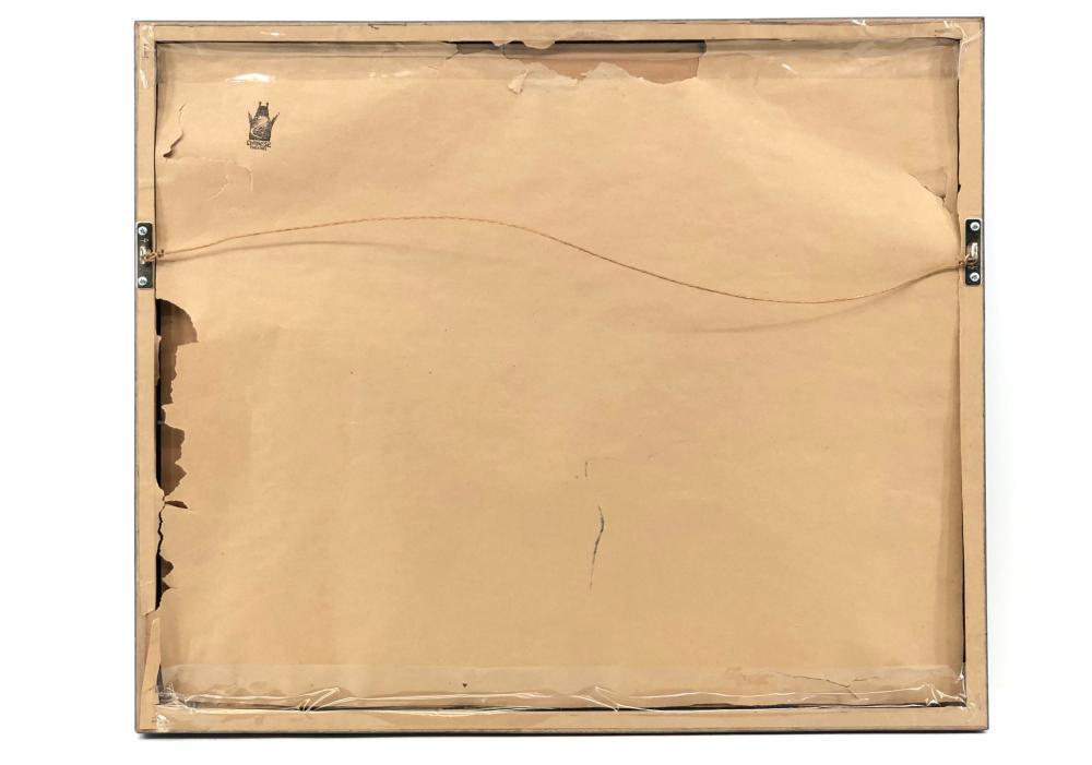 1969 GENE KELLY AT HIS IMPRINT CEREMONY LTD ED PHOTOGRAPH