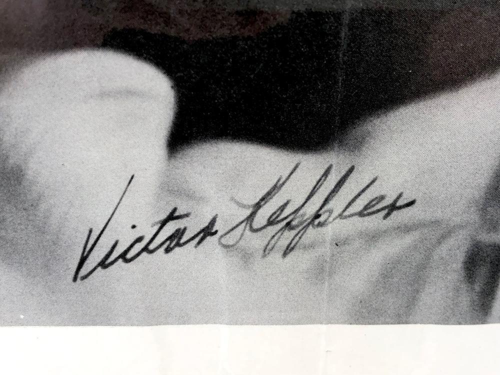 VINTAGE VICTOR KEPPLER