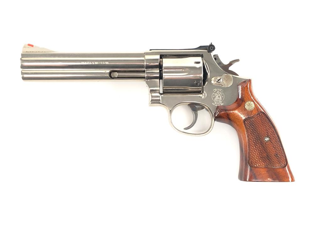 Smith And Wesson Model 581 Serial Number