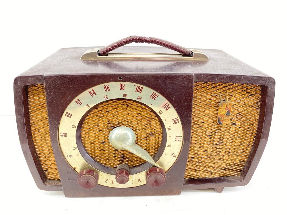 Sale radios zenith vintage for alanjesperson