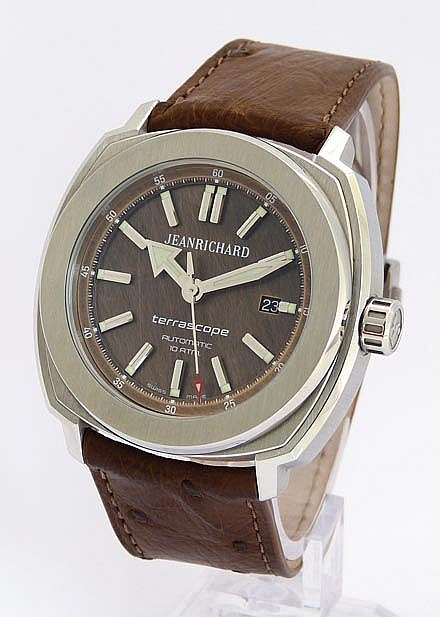 JEANRICHARD WRISTWATCH