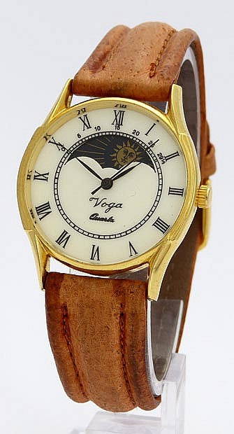 VOGA WRISTWATCH