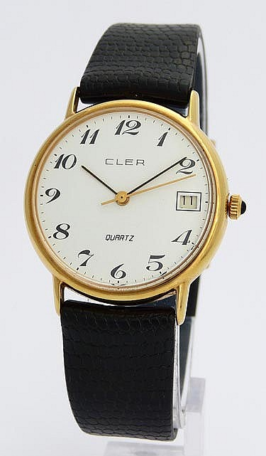 CLER WRISTWATCH
