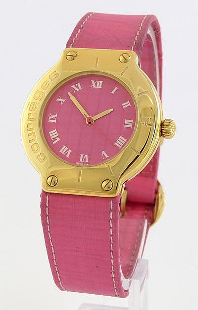 COURRÈGES LADY´S WRISTWATCH