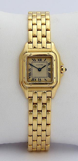 CARTIER LADY´S WRISTWATCH
