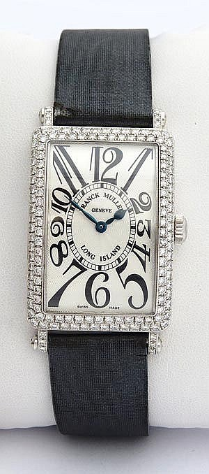 FRANCK MULLER LADY´S WRISTWATCH