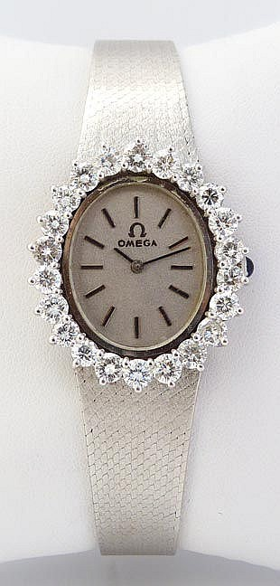 OMEGA LADY´S WRISTWATCH